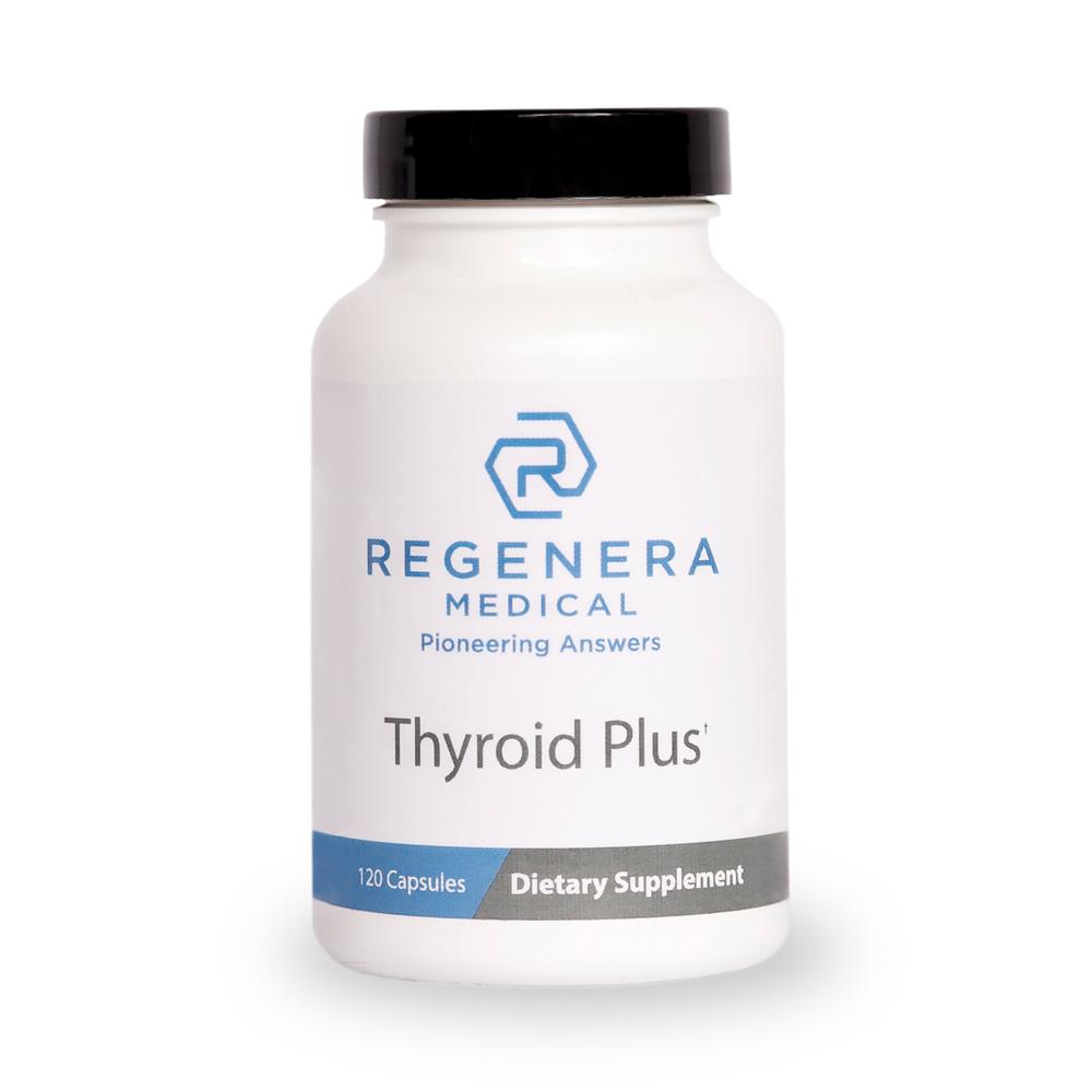 Thyroid Plus – 1000×1000 Product shots-Regenera
